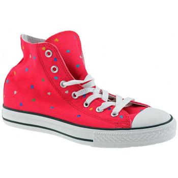 Pantofi Fete Pantofi sport stil gheata Converse  roz