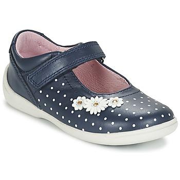 Pantofi Fete Balerin și Balerini cu curea Start Rite DAISY Albastru