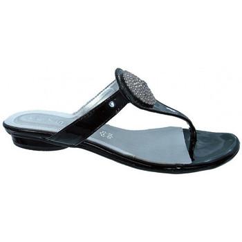 Pantofi Femei  Flip-Flops Keys  Negru