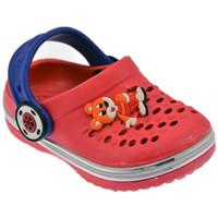 Pantofi Copii Saboti De Fonseca  roșu