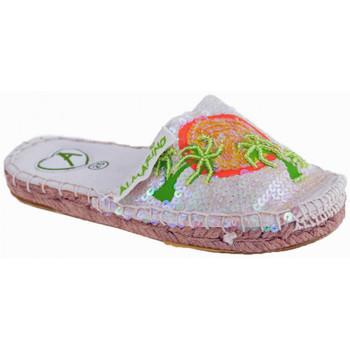 Pantofi Copii Papuci de vară Almarino  Alb