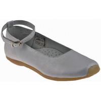 Pantofi Copii Balerin și Balerini cu curea Almarino  Alb