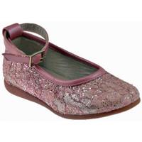 Pantofi Fete Balerin și Balerini cu curea Almarino  roz