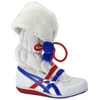 Pantofi Copii Cizme casual Onitsuka Tiger  Alb