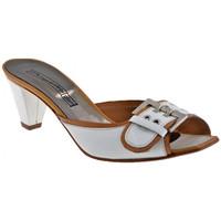 Pantofi Femei Sandale  Progetto  Alb