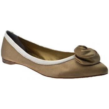 Pantofi Femei Balerin și Balerini cu curea Progetto  Bej