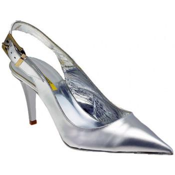 Pantofi Femei Pantofi cu toc Lea Foscati  Argintiu