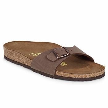 Pantofi Papuci de vară Birkenstock MADRID Maro