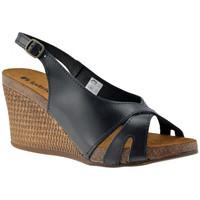 Pantofi Femei Sandale  Inblu  Negru
