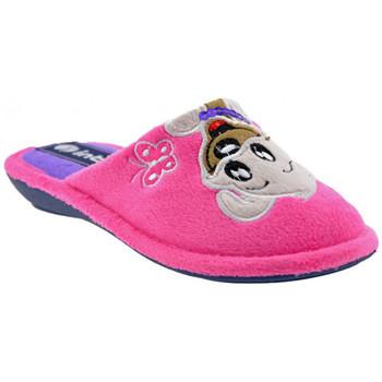 Pantofi Fete Papuci de casă Inblu  roz