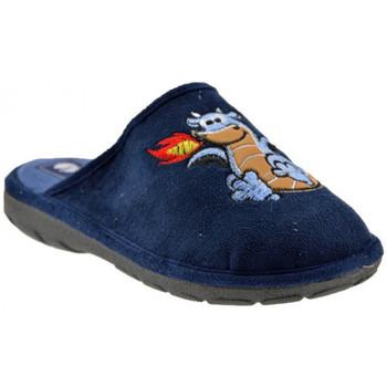 Pantofi Copii Papuci de casă Inblu  albastru