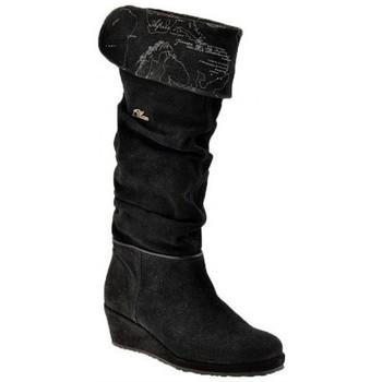 Pantofi Femei Cizme casual Alviero Martini  Negru