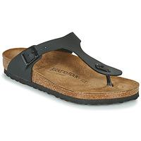Pantofi  Flip-Flops Birkenstock GIZEH Negru