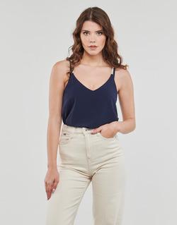 Îmbracaminte Femei Topuri și Bluze Betty London EVOUSA Bleumarin