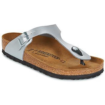 Pantofi Femei  Flip-Flops Birkenstock GIZEH Argintiu