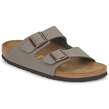 Pantofi Papuci de vară Birkenstock ARIZONA Stone