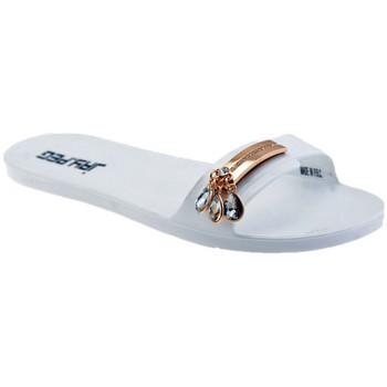 Pantofi Femei Papuci de vară Jay.peg  Alb