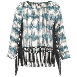 Îmbracaminte Femei Tricouri cu mânecă lungă  Mexx AMBRELI Albastru