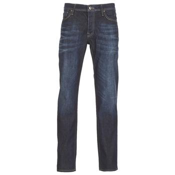 Îmbracaminte Bărbați Jeans slim Jack & Jones JJICLARK Albastru / Brut
