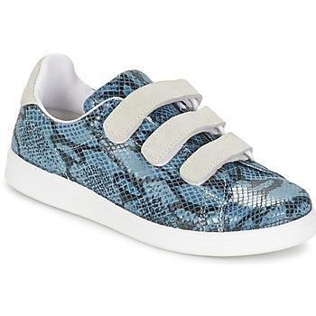 Încăltăminte Femei Pantofi sport Casual Yurban ETOUNATE Albastru /  jeans