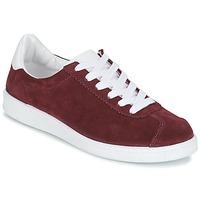 Încăltăminte Femei Pantofi sport Casual Yurban EMARTI Roșu-bordeaux