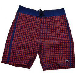 Îmbracaminte Bărbați Pantaloni scurti și Bermuda Billabong  roșu