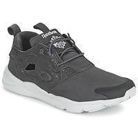 Pantofi Bărbați Pantofi sport Casual Reebok Classic FURYLITE SP Gri / Alb