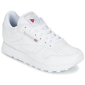 Pantofi Femei Pantofi sport Casual Reebok Classic CLASSIC LEATHER Alb