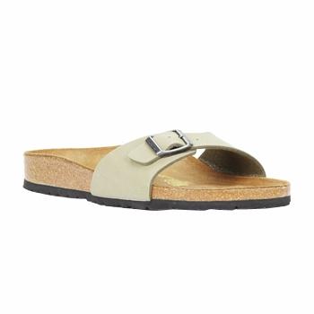 Pantofi Femei Papuci de vară Birkenstock MADRID Kaki