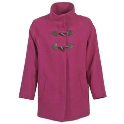 Îmbracaminte Femei Paltoane Benetton DILO Roz