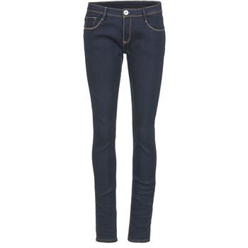 Îmbracaminte Femei Jeans slim Yurban IETOULETTE Albastru / Brut