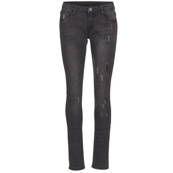 Îmbracaminte Femei Jeans slim Yurban IETOULETTE Negru
