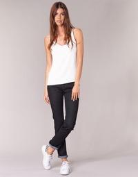 Îmbracaminte Femei Jeans drepti Yurban IESQUANE Negru