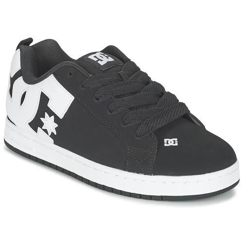 Pantofi Bărbați Pantofi de skate DC Shoes COURT GRAFFIK Negru