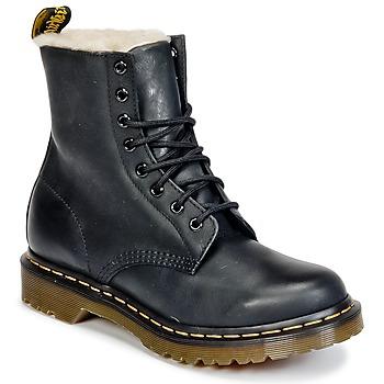 Pantofi Femei Ghete Dr Martens SERENA Negru