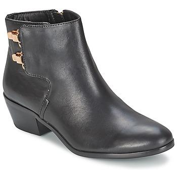 Pantofi Femei Botine Sam Edelman PETER Negru