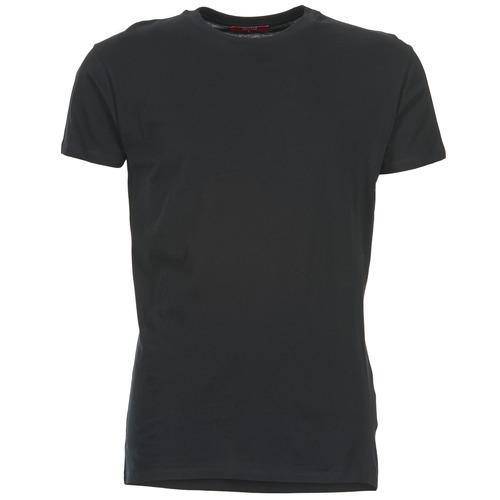 Îmbracaminte Bărbați Tricouri mânecă scurtă BOTD ESTOILA Negru