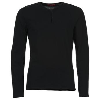 Îmbracaminte Bărbați Tricouri cu mânecă lungă  BOTD ETUNAMA Negru