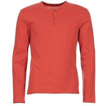 Îmbracaminte Bărbați Tricouri cu mânecă lungă  BOTD ETUNAMA Roșu