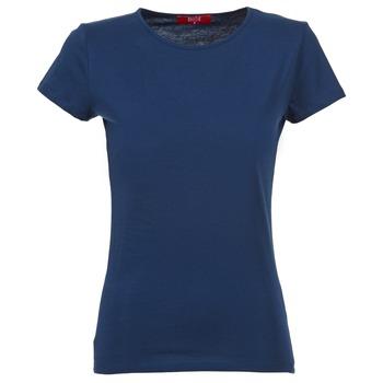 Îmbracaminte Femei Tricouri mânecă scurtă BOTD EQUATILA Bleumarin