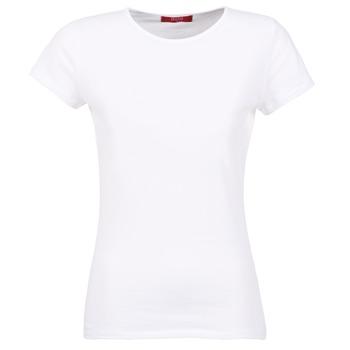 Îmbracaminte Femei Tricouri mânecă scurtă BOTD EQUATILA Alb