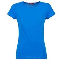 Îmbracaminte Femei Tricouri mânecă scurtă BOTD EQUATILA Albastru