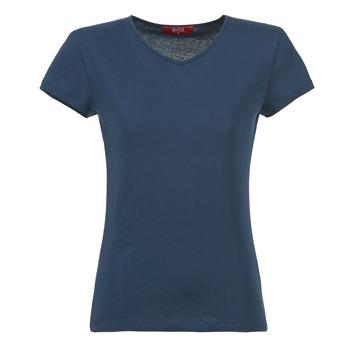 Îmbracaminte Femei Tricouri mânecă scurtă BOTD EFLOMU Bleumarin