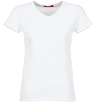 Îmbracaminte Femei Tricouri mânecă scurtă BOTD EFLOMU Alb