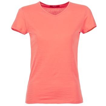 Îmbracaminte Femei Tricouri mânecă scurtă BOTD EFLOMU Portocaliu