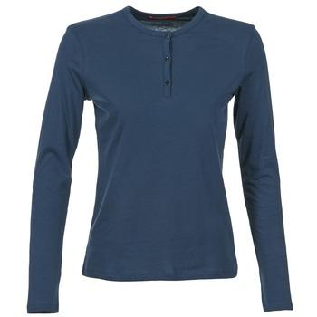 Îmbracaminte Femei Tricouri cu mânecă lungă  BOTD EBISCOL Bleumarin