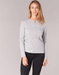 Îmbracaminte Femei Tricouri cu mânecă lungă  BOTD EBISCOL Gri