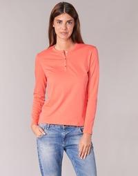 Îmbracaminte Femei Tricouri cu mânecă lungă  BOTD EBISCOL Portocaliu