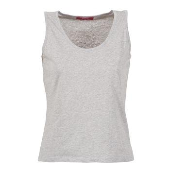 Îmbracaminte Femei Maiouri și Tricouri fără mânecă BOTD EDEBALA Gri