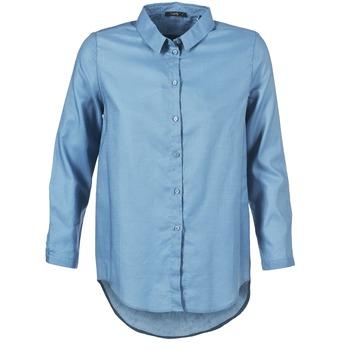 Îmbracaminte Femei Cămăși și Bluze School Rag CHELSY Albastru